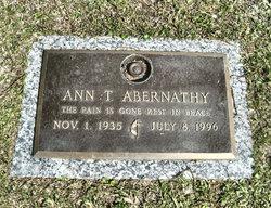 Ann T. Abernathy
