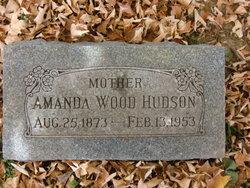 Amanda <I>Wood</I> Hudson