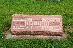 "Rebecca Joanna ""Josie"" <I>Clark</I> DeLong"