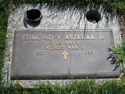 Edmond V Aszklar, Jr