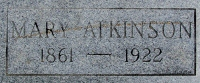 Mary Atkinson Laughlin