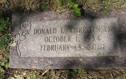 Donald L Christensen