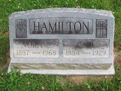 Nora Belle <I>Shepple</I> Hamilton