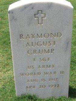 Raymond August Crump