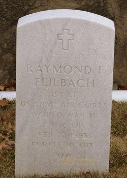 Raymond F Feilbach