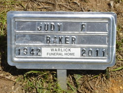 Judy <I>Fore</I> Baker