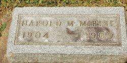 Harold Miller Mirise