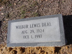 Wilbur Lewis Deal