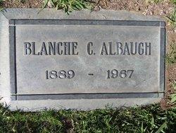 Blanche C Albaugh