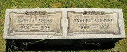 Samuel A Foust