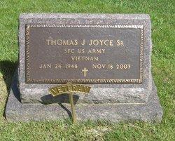 Thomas J Joyce, Sr