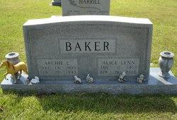 Archie Lee Baker