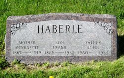 Antoinette Haberle