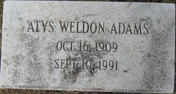 Atys Weldon Adams
