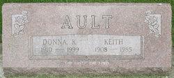 Donna Karen <I>Matson</I> Ault