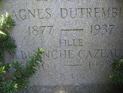 Marie Blanche <I>Gaulin</I> Cazeault