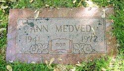 Ann Medved