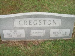 Hubert William Gregston Sr.