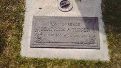 Beatrice <I>Anderson</I> Tupper