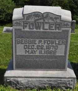 Bessie P Fowler