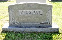 Lallie Adelena <I>Baird</I> Presson
