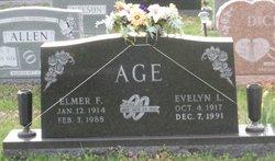 Elmer Francis Age