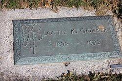 Lottie L. <I>Keefer</I> Gouker
