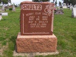 May Henrietta <I>Raver</I> Shultz
