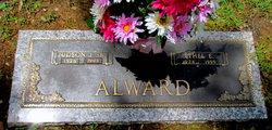 Ethel Elizabeth <I>Keenan</I> Alward