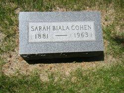 Sarah Biala <I>Blotcky</I> Cohen