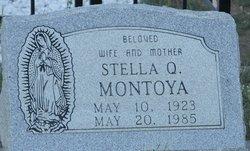 Stella <I>Quintana</I> Montoya