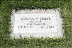 Donald W Seelye