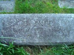 Alfred H Betker