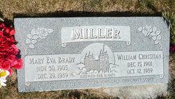 Mary Eva <I>Brady</I> Miller