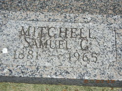Samuel Garfield Mitchell