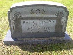 Ralph Edward Cook