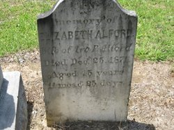 Elizabeth <I>Hope</I> Alford