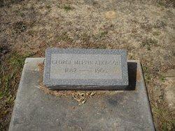 George Melvin Atkinson