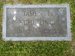 "Jacobus Frederik ""James"" Schuiling"