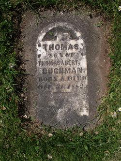 Thomas Buckman