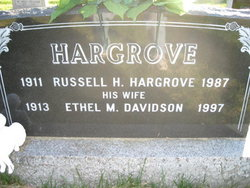 Russell Henry Hargrove
