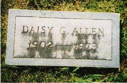Daisy <I>Goodner</I> Allen