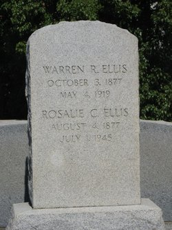 Warren R. Ellis