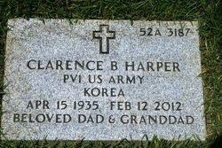 Clarence Bluford Harper