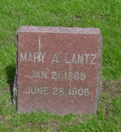 Mary Ann <I>Troyer</I> Lantz