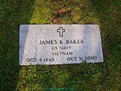 James K Baker