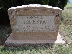 Martin Luther Williams