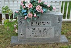 Arnold Allen Brown