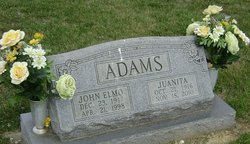 Juanita <I>Rowe</I> Adams