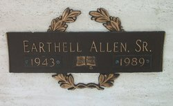 Earthell Allan, Sr